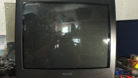 Philips 21PT1354/58 не включается. Ремонтируем телевизор и пульт дистанционного управления
