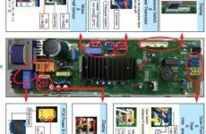 Сервис мануал стиральной машины LG F1292Md1