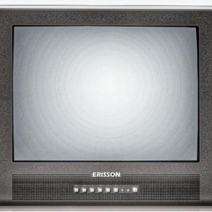 ЭЛТ телевизор Erisson 21F35. Не включается.